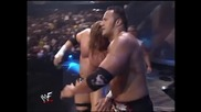 Triple H vs The Rock - Special Referee Shawn Michaels - Raw - Wwf Championship Match - Full Match