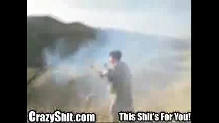 Стрелба С Базука x D