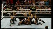 John Cena vs Darren Young Raw 16.08.2010