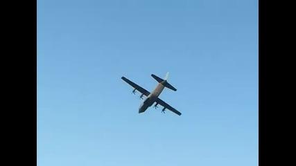 Самолети-рожен