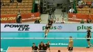 България отпадна от Световното първенство по Волейбол след загуба с 1:3 от Германия 11.09.2014