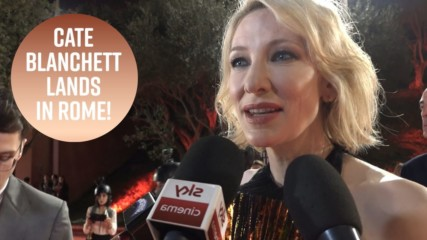 Cate Blanchett reveals what advice she would give to her young self