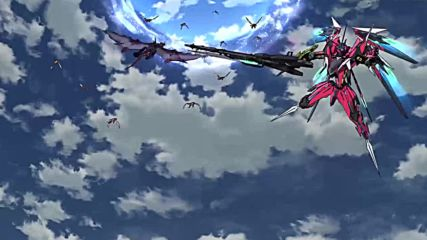 [ Subteam ] Cross Ange: Tenshi to Ryuu no Rondo - 17 [ Бг Субс ]