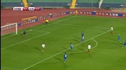 България 2 - 0 Азербайджан ( Квалификация за Европейско първенство 2016 ) ( 13/10/2015 )