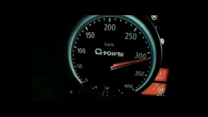BMW M5 G -Power Hurricane(730 Коня) Част 2