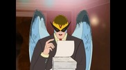 Harvey Birdman Attorney at Law 4.01 - Mufti Trouble