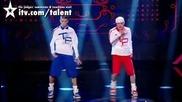 Най добрият танц изпълняван някога в Britains Got Talent