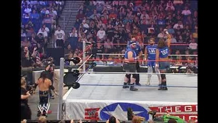Wwe Gab 2005 - Blue World Order vs. Mexihools