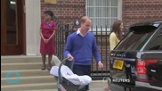 It's a Girl - Britain's Duchess Kate Gives Birth, Both Well, Palace Says