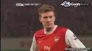 Фа къп: Арсенал - Лейтън Ориент 5:0
