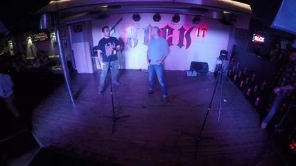 27.01.2015 - Bobi Slavov & Dido - Metallica - For Whom The Bell Tols