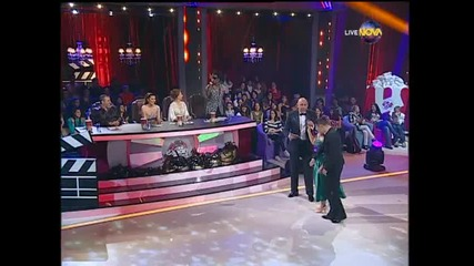 Dancing Stars - Нана и Мирослав - American Smooth (08.04.2014 г.)