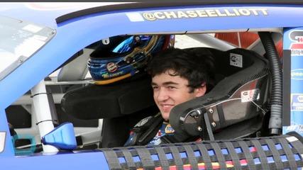 Chase Elliott: NASCAR's Rising Son