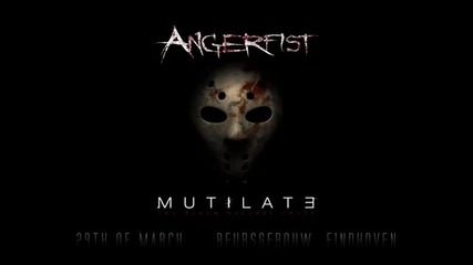 Angerfist - Right Through Your Head