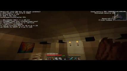 Bulcraft Survival епизод 4 - Отмъщението на bulk1ng