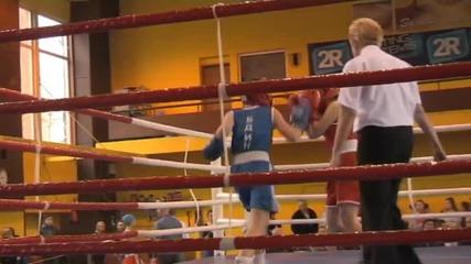 Шампионат по бокс за жени и девойки в Пловдив
