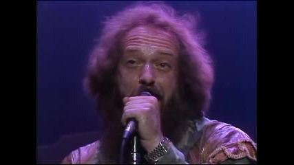 Jethro Tull - 1982 - Rockpop in Concert - Pussy Willow