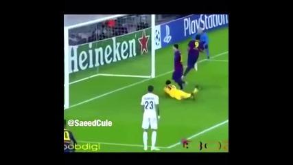Разликата между Меси и Роналдо!