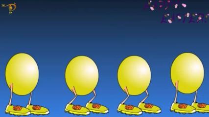 Великденска анимация ...