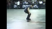 Dvs Battle at the berrics semi finals - Mike Mo vs. Billy Marks
