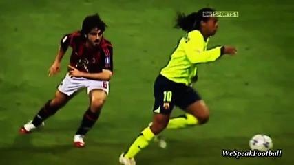 Роналдиньо Гаучо ● моменти ,който са невъзможни да Забравите