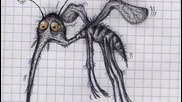 Песничка за комара - (полска с превод)