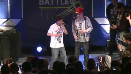 Robeat vs Babeli Final - German Beatbox Battle 2011