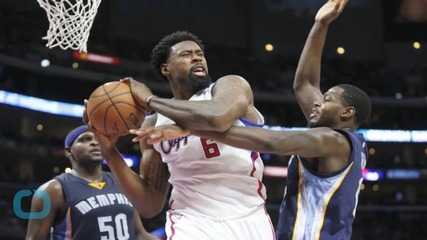 DeAndre Jordan's Reunion With Clippers Like 'Make-Up Sex'...