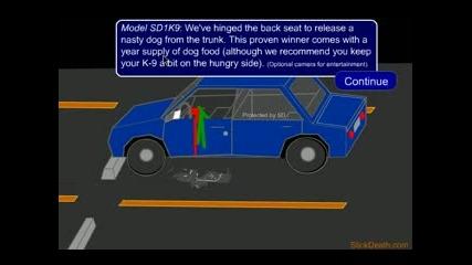 Stickdeath Auto Thefts 2000