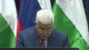 State of Palestine: Russia should play an effective role in the peace process - Abbas