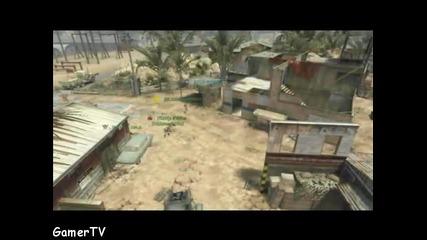 Call Of Duty Black Ops:убийство с граната през стената