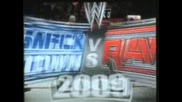 Wwe Smackdown Vs Raw 2009 Trailer