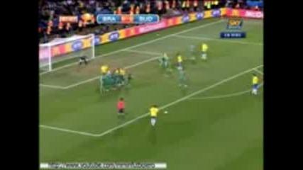бразилия срещу Юар (1:0) дани алвеш