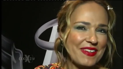 Ana Nikolic - Otvaranje bar cluba Angels - Exkluziv - (TV Prva 2014)