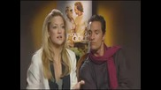 Interview - Kate Hudson and Matthew Mcconaughey