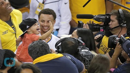 Steph Curry Opens Up About The Special Impact Riley Has On Him