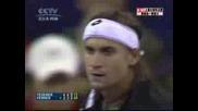 Federer Vs Ferrer - Shangai 07 Pt 10