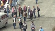 Turkey: Deported refugees arrive in Dikili