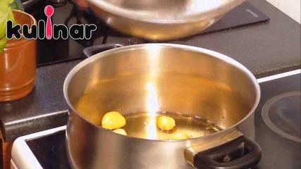Рецепта за джуркани (пържени) картофи