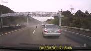 Петорно преобръщане на магистрала