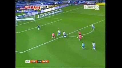 Lionel Messi All 47 Goals - Season 20092010