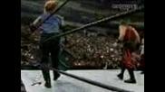Kane vs. Undertaker - Кеч