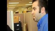Един ден в офиса с... Валентино Роси и...