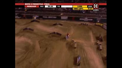 X Games Freestyle Motocross