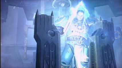 Warhammer40k героите