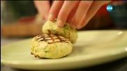 """Чаени яйца и кюфтета от пилешко и тиквички - рецептите в """"Бон Апети"""""""