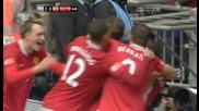 Манчестър Юнайтед 3 - 2 Манчестър Сити Нани Супер Гол В Последната Минута*hq*