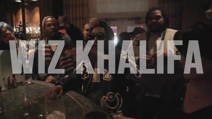 Wiz Khalifa - Smokin Drink Official Music Video