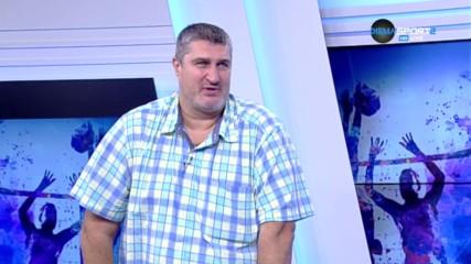 Какво е бъдещето на Любо Ганев в българския волейбол?