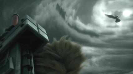 Final Fantasy Vii Advent Childrends (complete) - Cloud vs Sephiroth